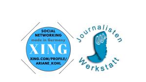 Journalistenwerkstatt Ariane Kohl XING soziales Netzwerk